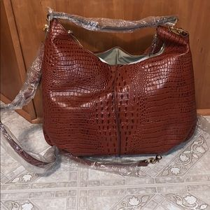 Gili Chestnut/Rust colored Handbag